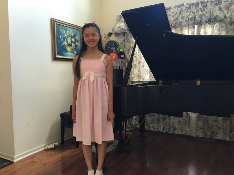 Linda Weng Book 6 recital