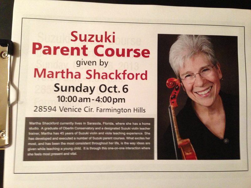 Martha Shackford poster